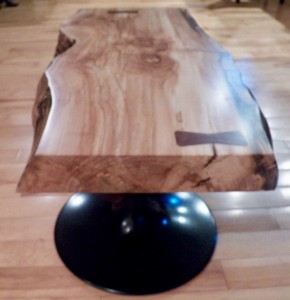 Live Edge Coffee Table - 4